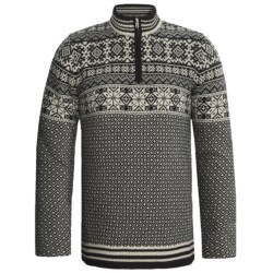 Bogner Fire + Ice Alois Sweater - Wool-Cashmere, Zip Neck (For Men)