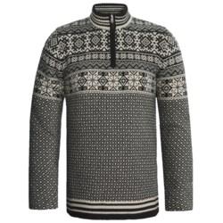 Bogner Fire + Ice Alois Sweater - Wool-Cashmere, Zip Neck (For Men)