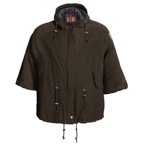 Bogner Fire + Ice Paris Poncho - Hooded (For Men)