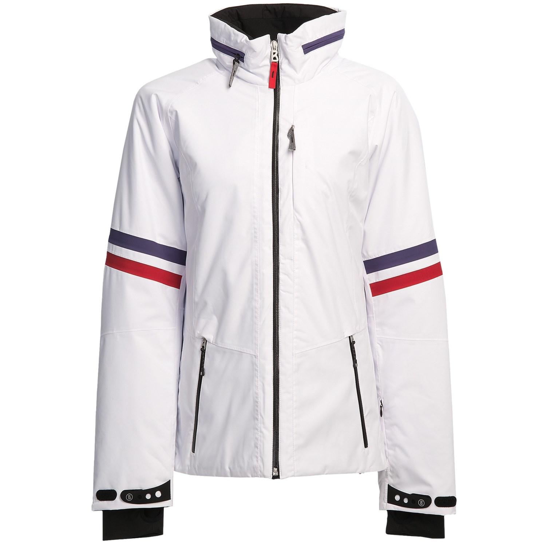 bogner fire ice salida ski jacket for women 6200j. Black Bedroom Furniture Sets. Home Design Ideas