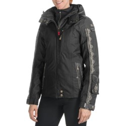 Bogner Fire + Ice Caitlin Ski Jacket - Insulated (For Women)