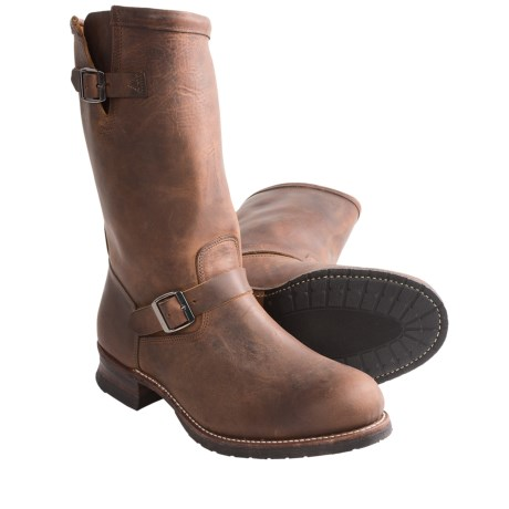 """Wolverine 1000 Mile 10"""" Engineer Boots - Leather, Factory 2nds (For Men)"""