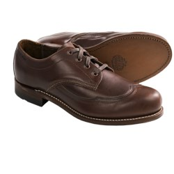Wolverine 1000 Mile Bradford Oxford Shoes - Leather, Factory 2nds (For Men)