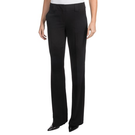 Straight-Leg Dress Pants (For Women)