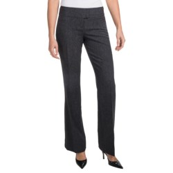 Specially made Two-Tone Bootcut Dress Pants (For Women)