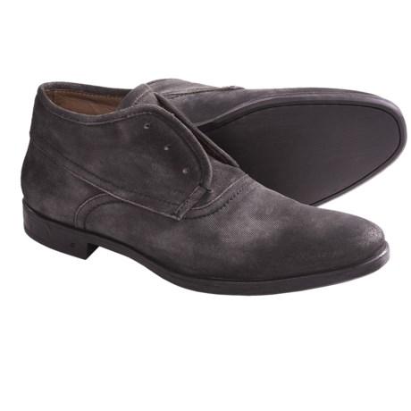 John Varvatos Ago Rubber Chukka Boots (For Men)