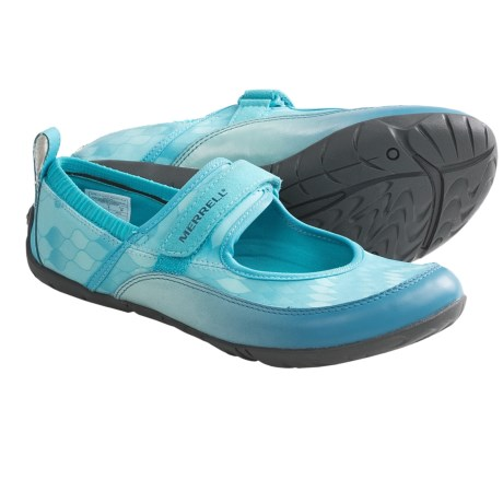 Merrell Stretch Glove Mary Jane Shoes - Barefoot (For Women)