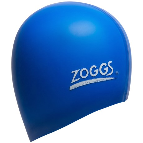 Zoggs Swim Cap - Silicone (For Men and Women)