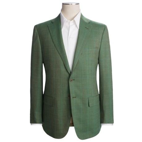 Isaia Birdseye Sport Coat - Wool (For Men)