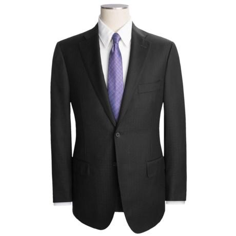 Isaia Tonal Polka-Dot Suit - Wool (For Men)