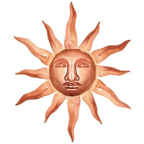 Good Directions Copper Sun Face - Medium