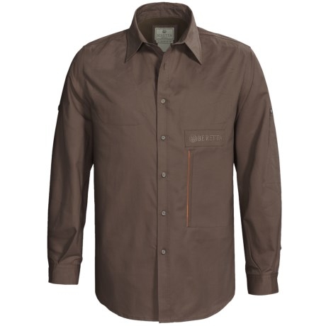 Beretta Ambi II Shooting Shirt - Long Sleeve (For Men)
