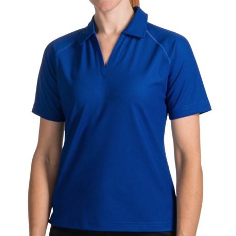 Zero Restriction Wendy Polo Shirt - Short Sleeve (For Women)