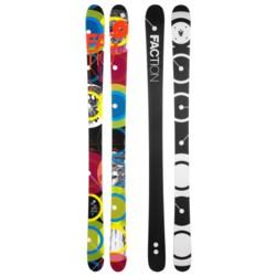 Faction Heroine Alpine Skis (For Women)