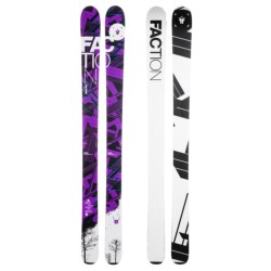 Faction Agent 100 Alpine Skis