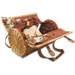 Picnic Time Verona Picnic Basket Set - 9-Piece