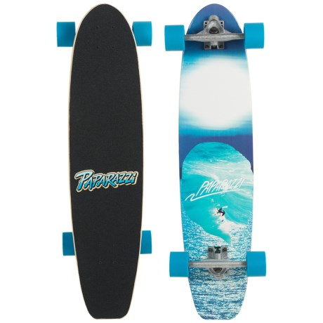 "Bahne Paparazzi Longboard - 8.5x35"""