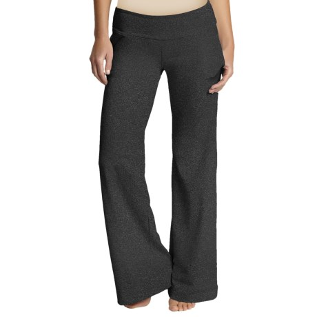 Zobha High-Performance Trouser Pants - Supplex® Nylon (For Women)