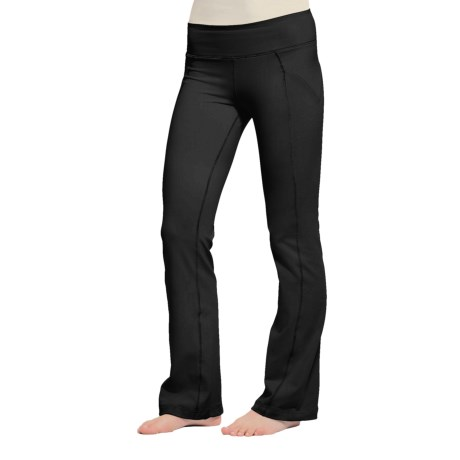 Zobha Compression Pants - Supplex® Nylon (For Women)