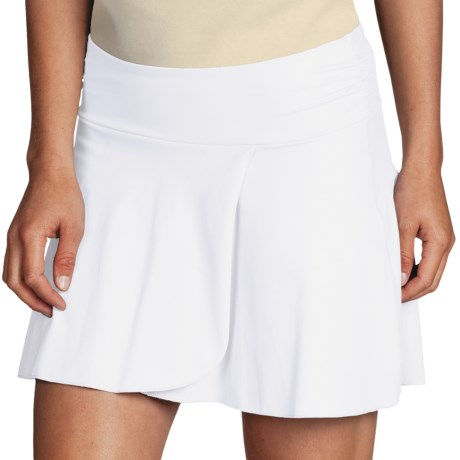 Zobha Skort - Supplex® Nylon, Built-In Shorts (For Women)