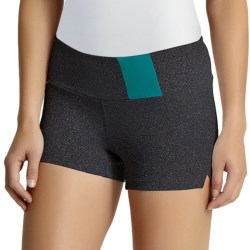 Zobha Asana Shorts (For Women)