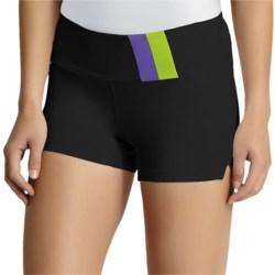Zobha Asana Shorts (For Women)