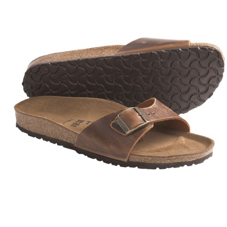 Birkenstock Tatami by  Madrid Impression Sandals - Leather (For Women)