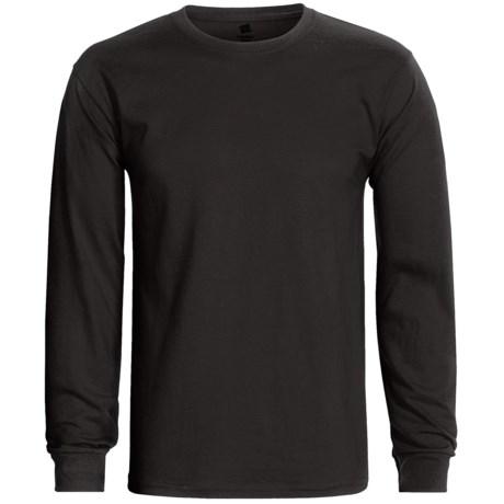 Hanes 50/50 ComfortBlend® T-Shirt - Long Sleeve (For Men and Women)