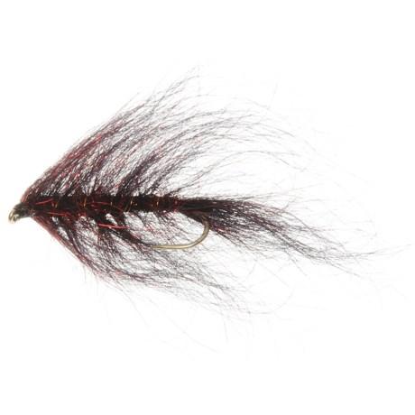 Simi Seal Leech Streamer Fly - Dozen