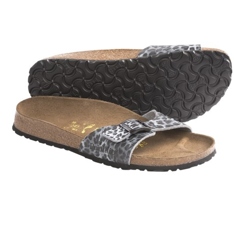 Papillio by Birkenstock Madrid Sandals - Birko-flor®, Leopard Classic (For Women)