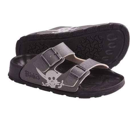 Birki's by Birkenstock Haiti Skull Sandals - Birko-flor® (For Men and Women)