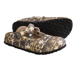 Birki's by Birkenstock Dorian Clogs - Printed Birko-flor® (For Women)