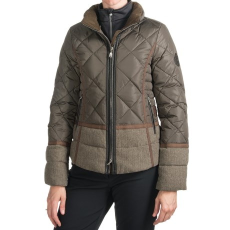 Bogner Ava-DP Jacket - Quilted Nylon, Goose Down (For Women)