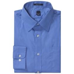 Wrinkle-Free Broadcloth Dress Shirt - Long Sleeve (For Men)