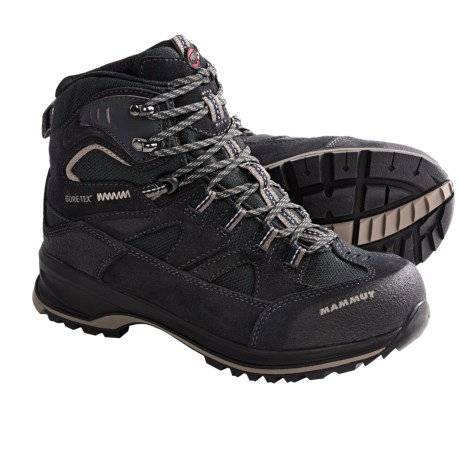 Mammut Teton Gore-Tex® Hiking Boots - Waterproof (For Women)