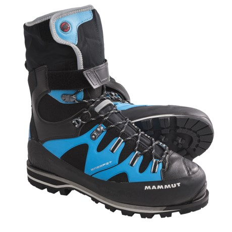 Mammut Mamook Thermo Gore-Tex® Mountaineering Boots - Waterproof, Insulated (For Men)