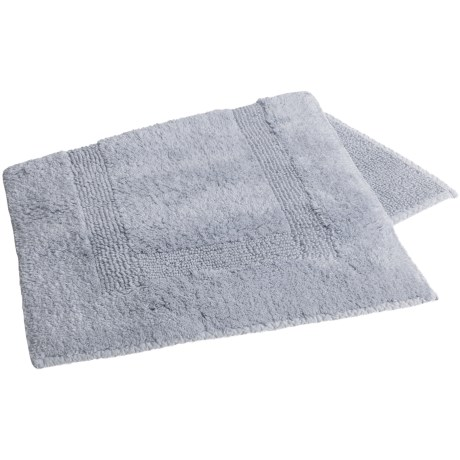 Graccioza Superior Cotton Classic Bath Rug - Medium, Reversible