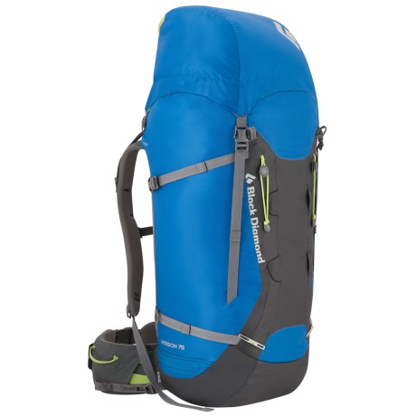 Black Diamond Equipment Mission 75 Backpack - Internal Frame