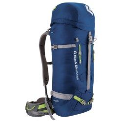 Black Diamond Equipment Epic 35 Climbing Backpack - Internal Frame