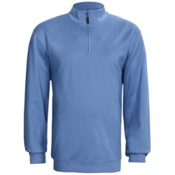 Fairway & Greene Fairway Pureformance Pullover - Zip Neck, Long Sleeve (For Men)