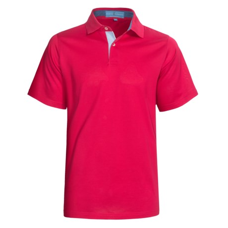Fairway & Greene Pureformance Polo Shirt - Short Sleeve (For Men)