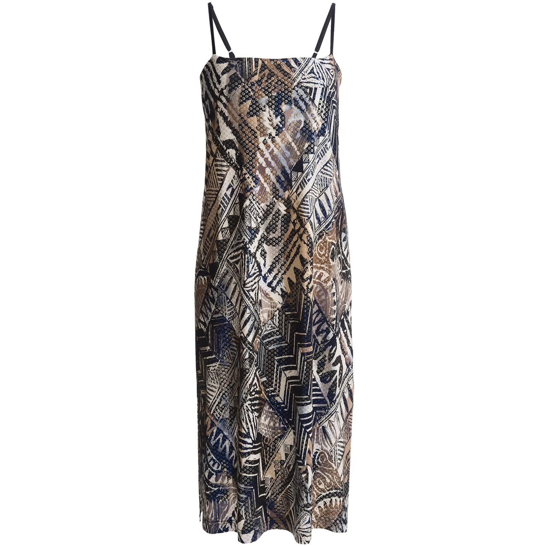 Diamond Tea Nightgown With Shelf Bra For Women 6237u