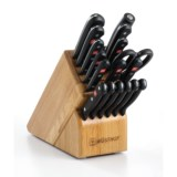 Wusthof Gourmet Knife Block Set - 18-Piece