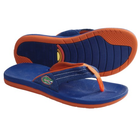 Rainbow Sandals College Rubber Flip-Flops (For Men)