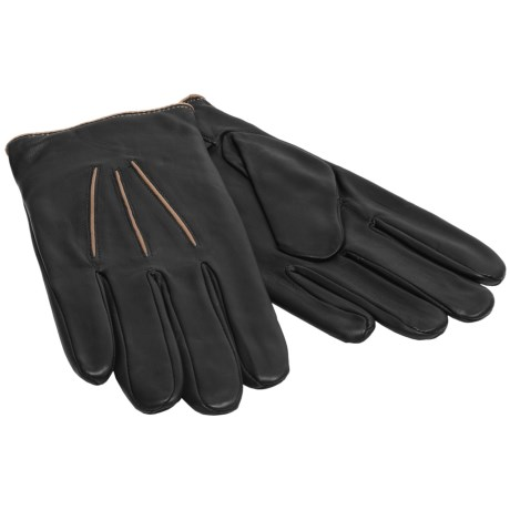 Cire by Grandoe Presto Sheepskin Gloves - Lined (For Men)