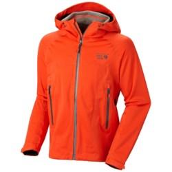 Mountain Hardwear Trinity Dry.Q® Core  Soft Shell Jacket - Waterproof (For Men)