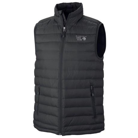 Mountain Hardwear Nitrous Down Vest - 800 Fill Power (For Men)