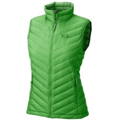 Mountain Hardwear Nitrous Down Vest - 800 Fill Power (For Women)