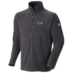 Mountain Hardwear MicroChill Tech Pullover - Zip Neck, Long Sleeve (For Men)