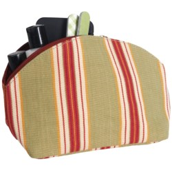 Tag Autumn Harvest Accessory-Cosmetic Bag - Cotton Canvas